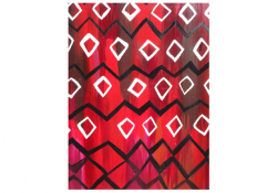 red-woven